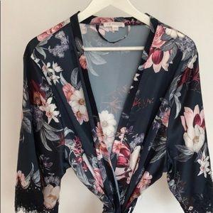 LE ROSE Kimono - XL